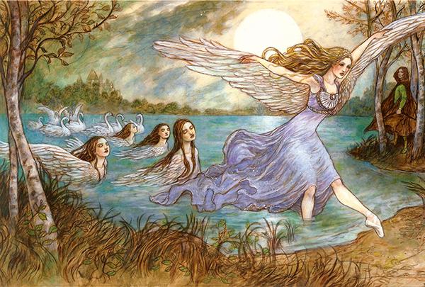 Swan Lake Emerging