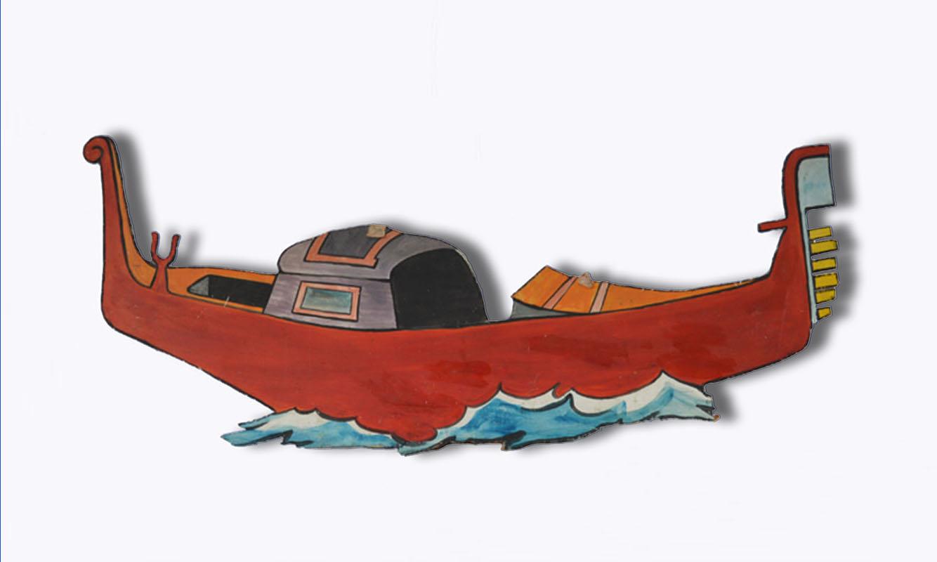 Red Gondola 1
