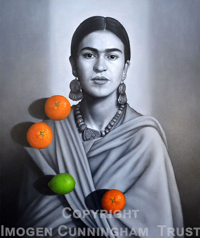 Clementines and Lime with Frida Kahlo