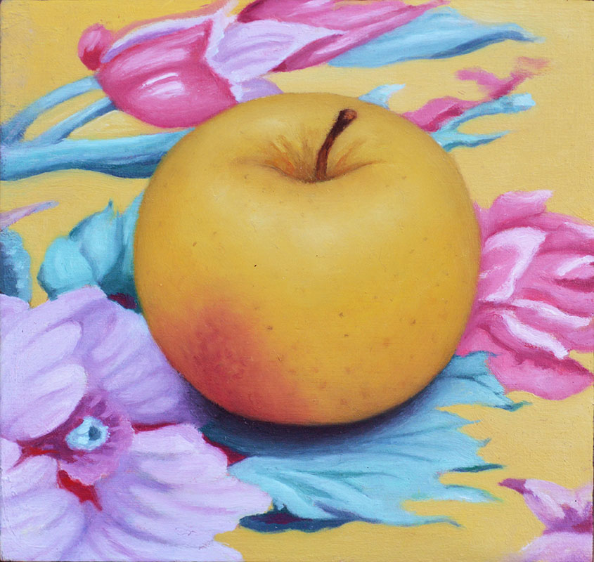 Fruits with Pinks Trilogy – Apple
