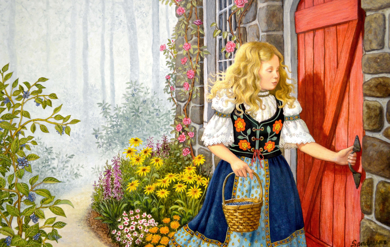 Goldilocks Forgot Her Manners