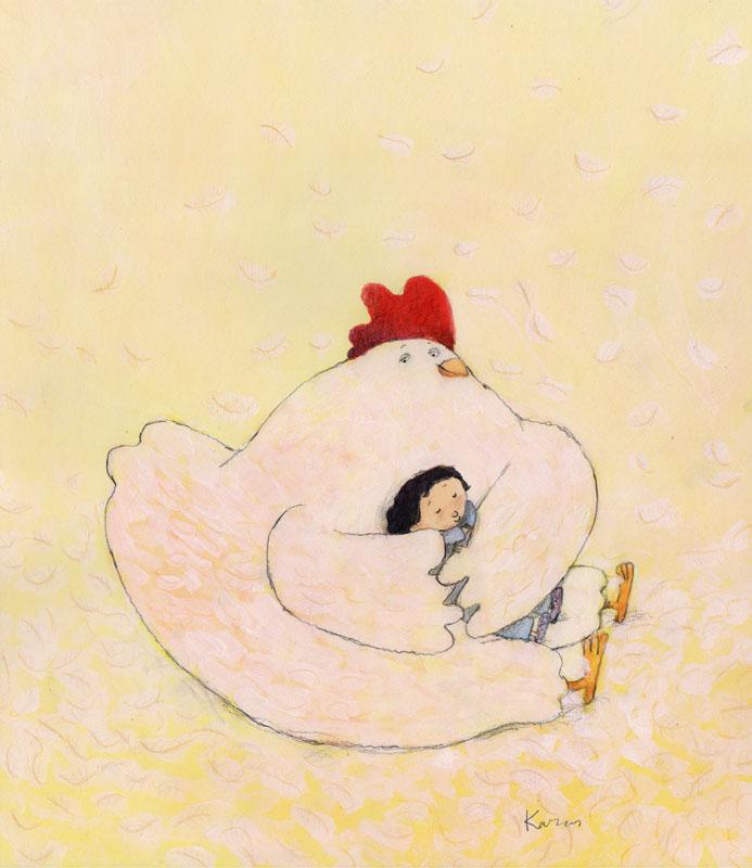 Chicken Hugs
