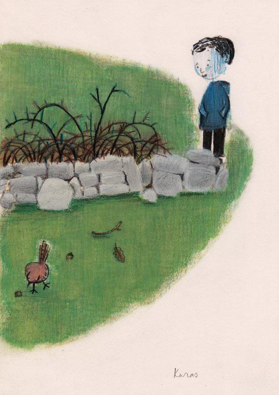 The Field Wren, Outtake