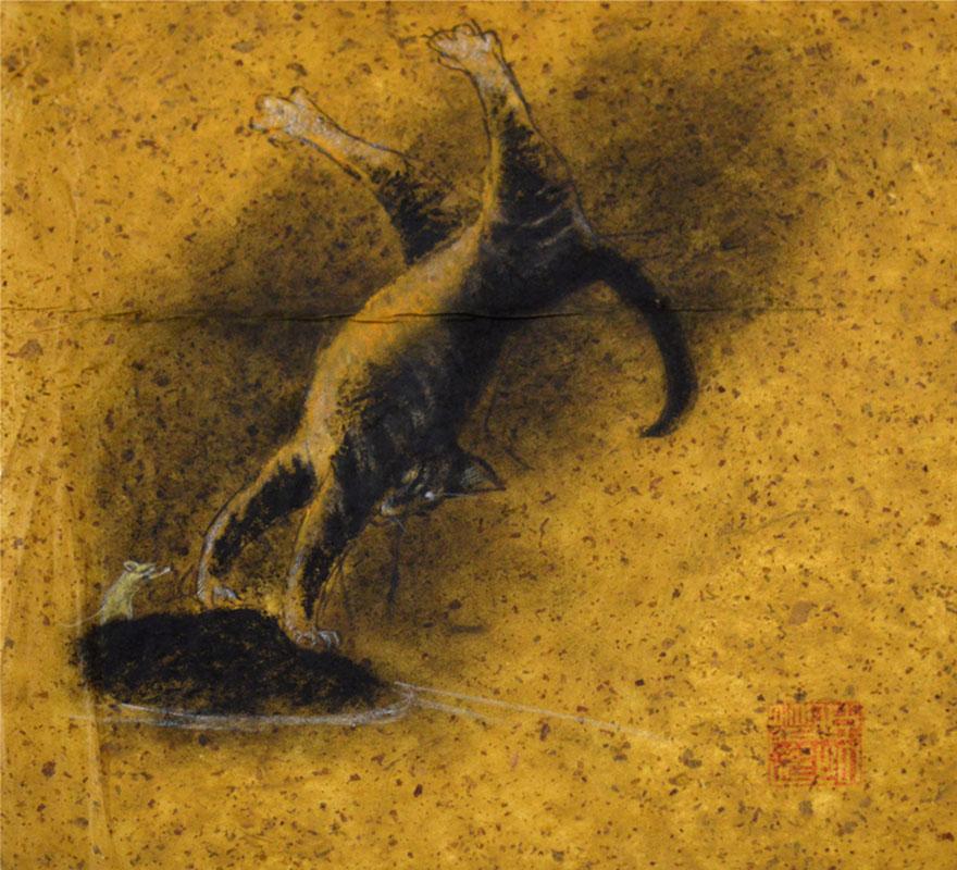 Tumbling Cat, SK