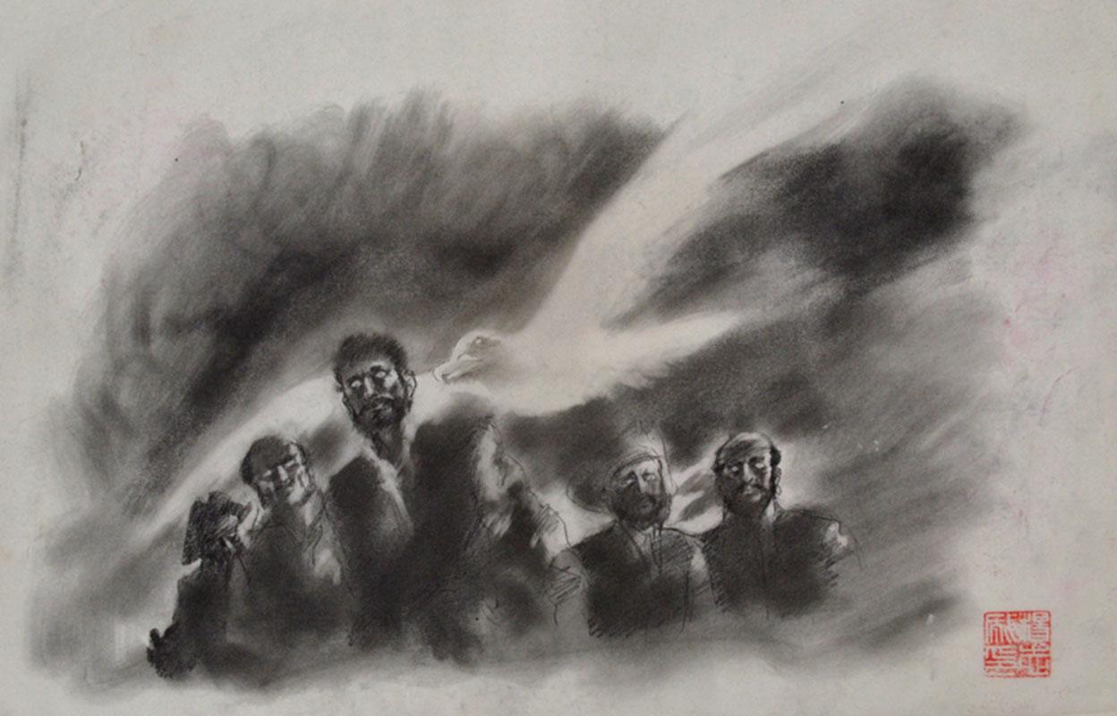 Dead Men Stood Together, SK I
