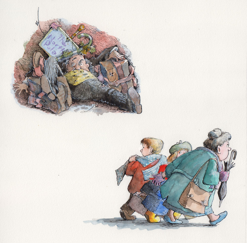 Paddington and 'enough wonders for one day'