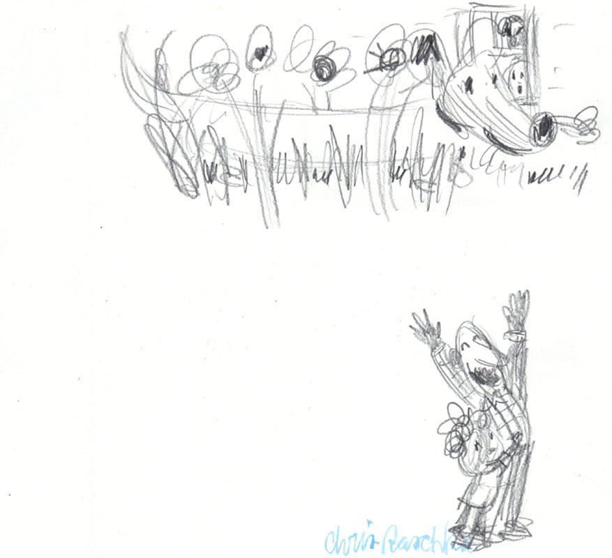 The Dog Next Door, Study II