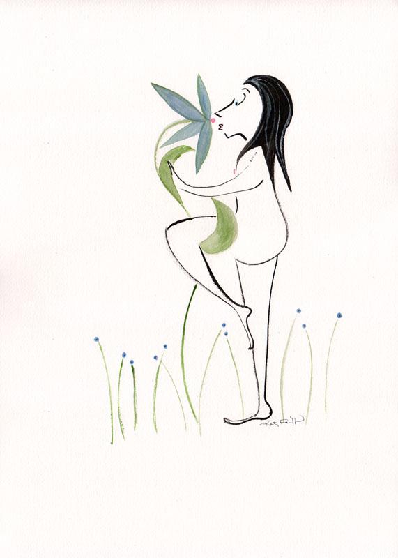 Flower Kisser