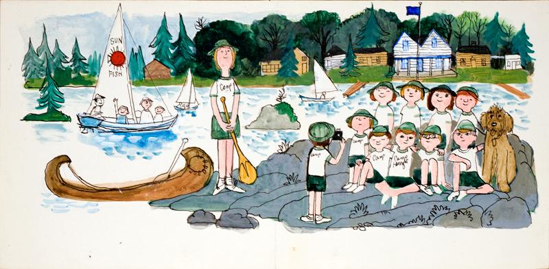 Summer Camp Boats