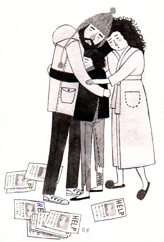 Prue and her Parents