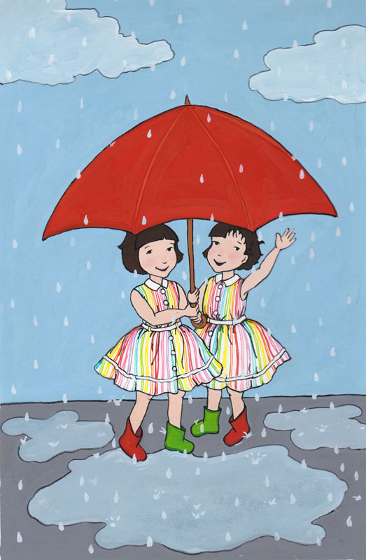 Together in All Weather Cover