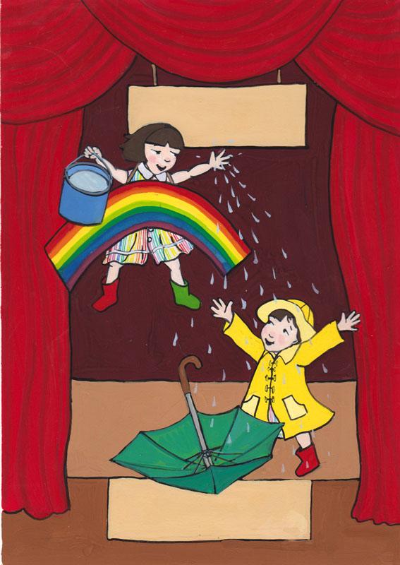 Story 6 Twin Rainbows