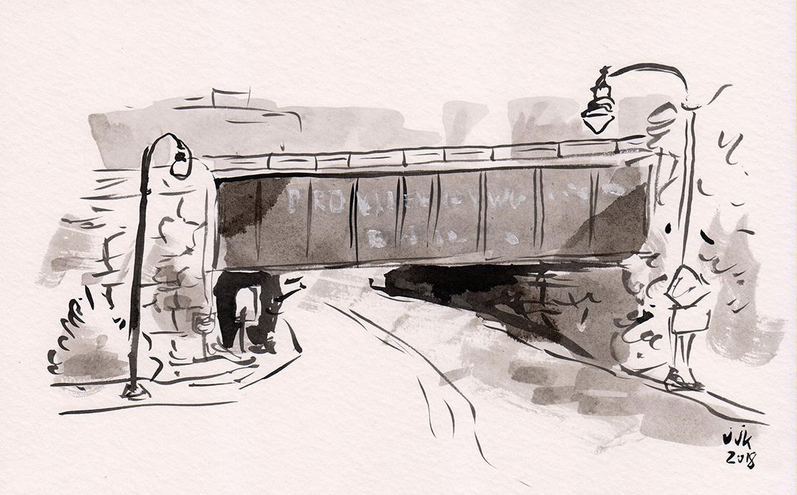 Providence-Worcester Line Bridge