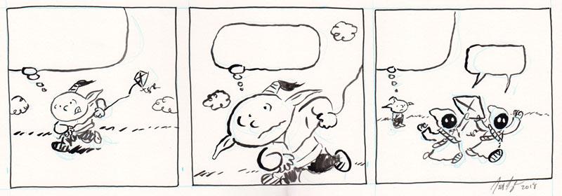 Younglings Comic