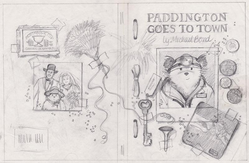 Paddington Goes to Town Study