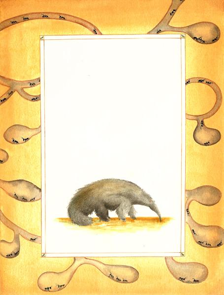 Anteaters Aren't Sad