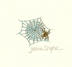 August Spiderweb