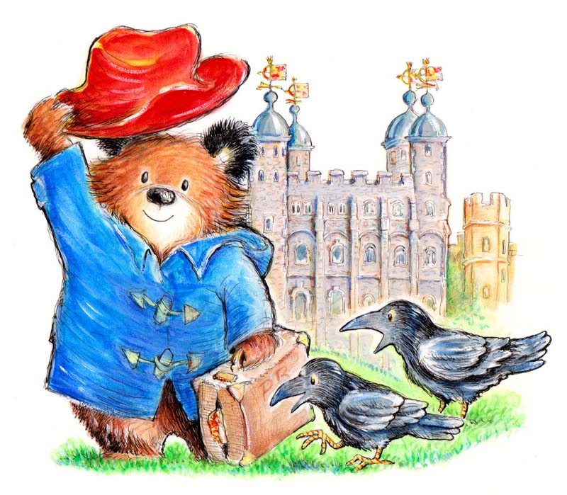 Paddington at the Tower Cover