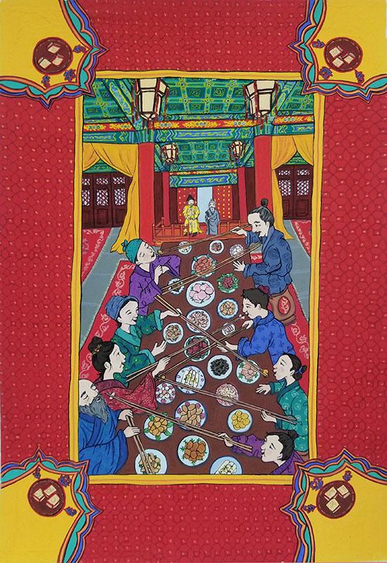 A Lavish Banquet