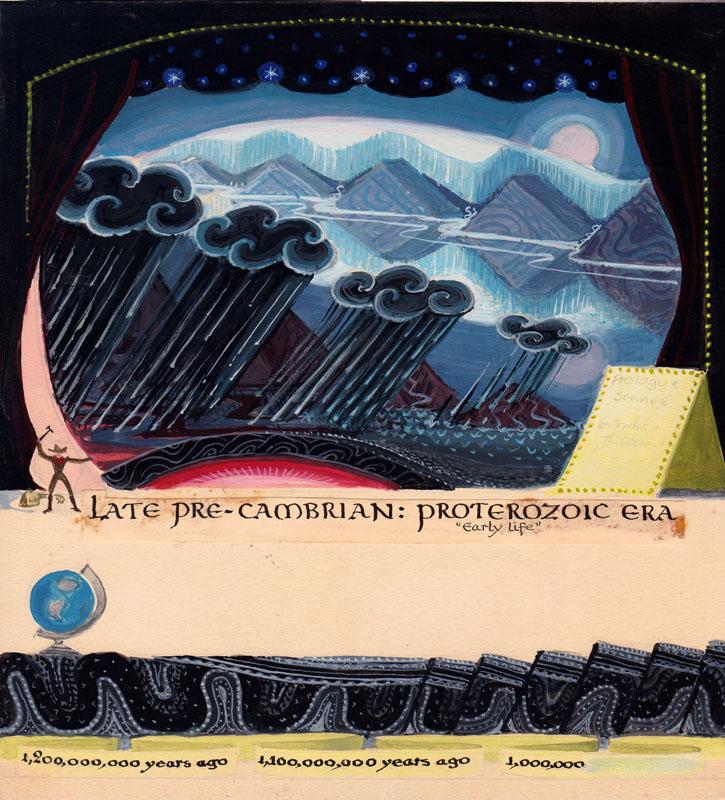Late Pre-Cambrian I