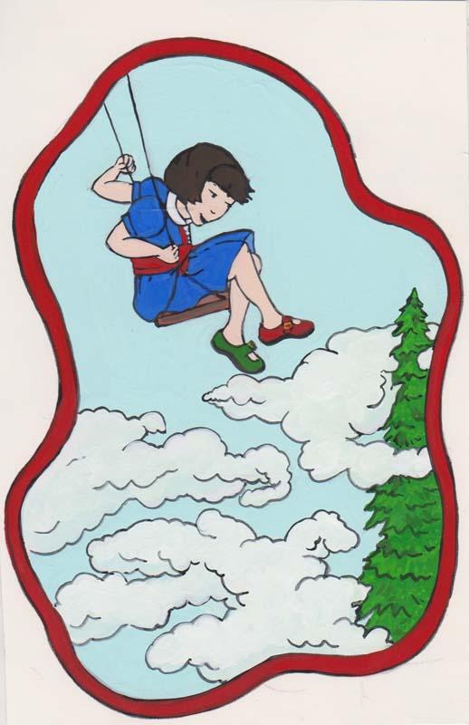 Higher than a Cloud
