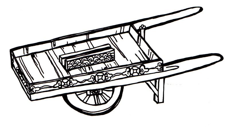 WTMMTM 92 The Goldfish Mans Cart 3_5x7