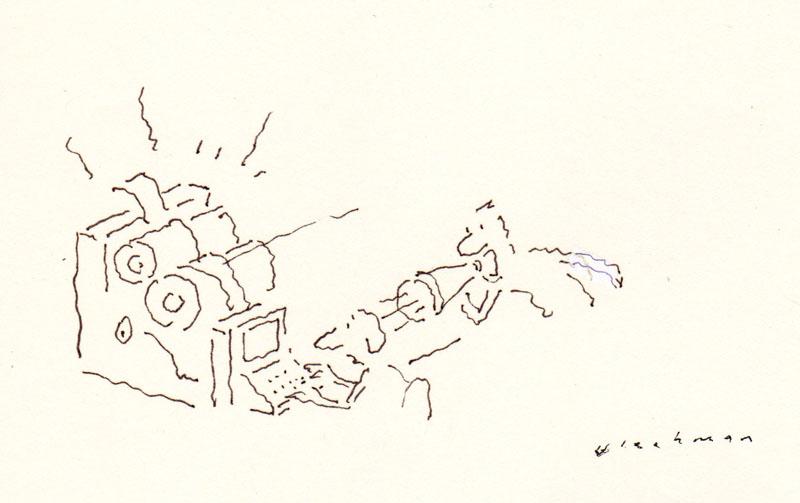 Megaphone Barker