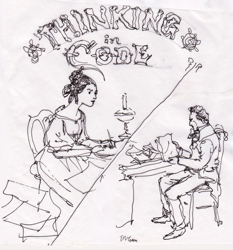 Thinking in Code Cover Study IV