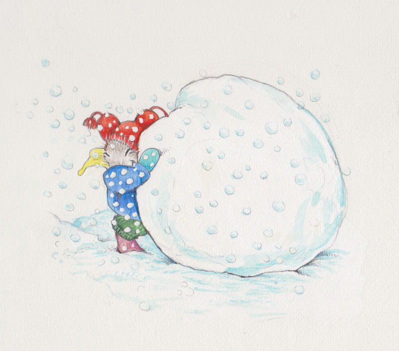 Big Balls of Snow