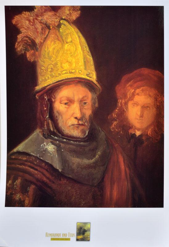 Man with a Golden Helmet