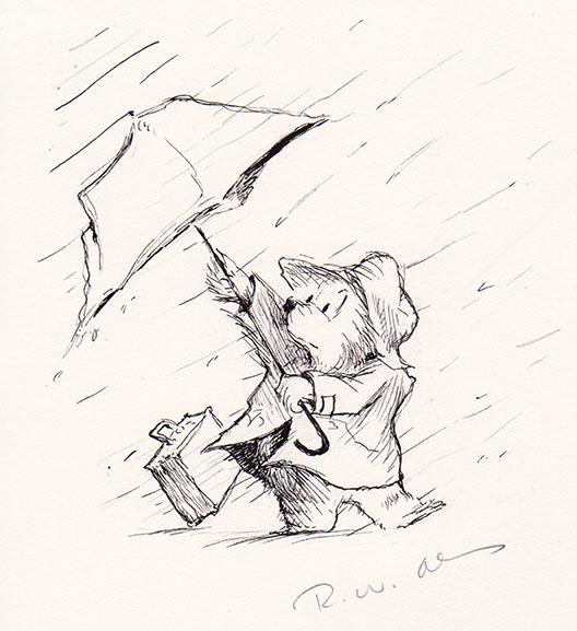 Rainy Day Paddington