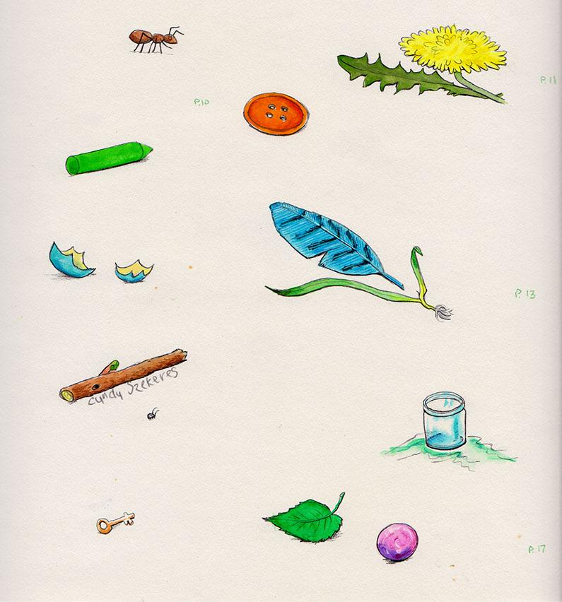 Spot Illustration I