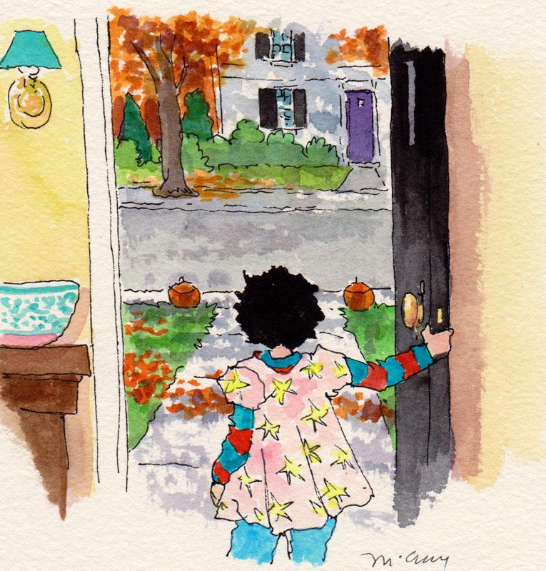 The Doorbell Rang Again