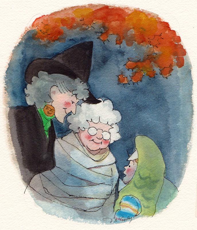 The Grandmas!