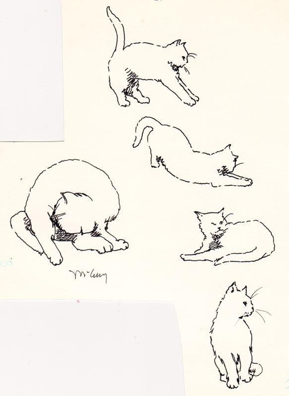 Jeoffry Cats I
