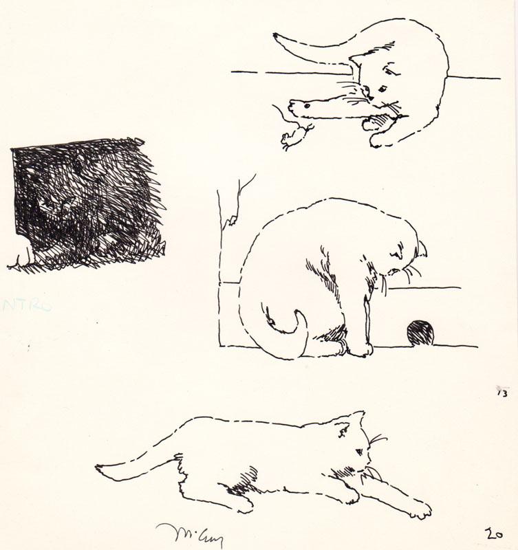 Jeoffry Cats II