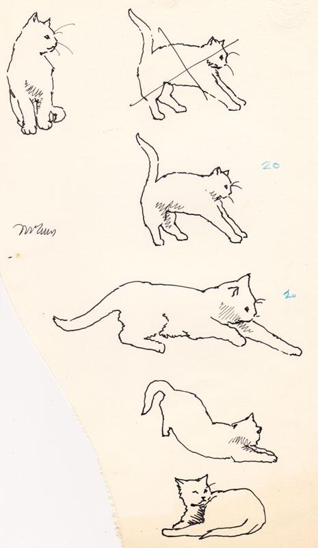 Jeoffry Cats V