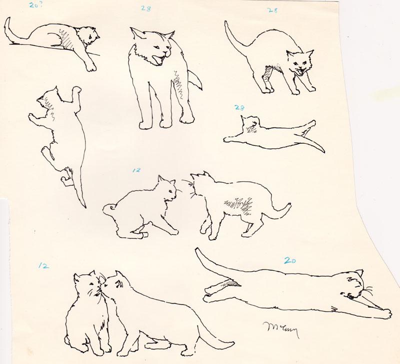 Jeoffry Cats VIII