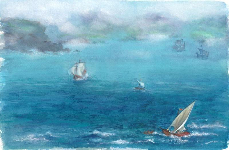 The Siren Winds