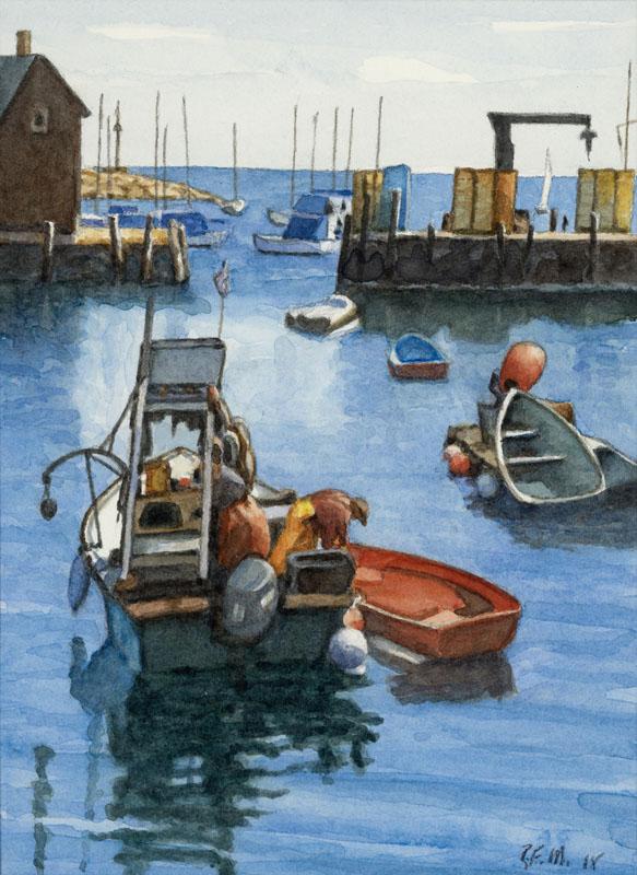 Returning Lobstermen