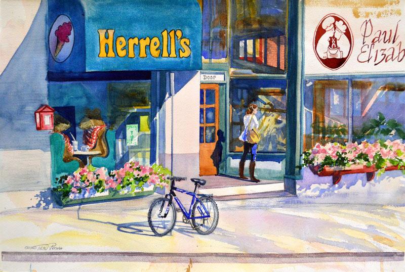 Herrell's I
