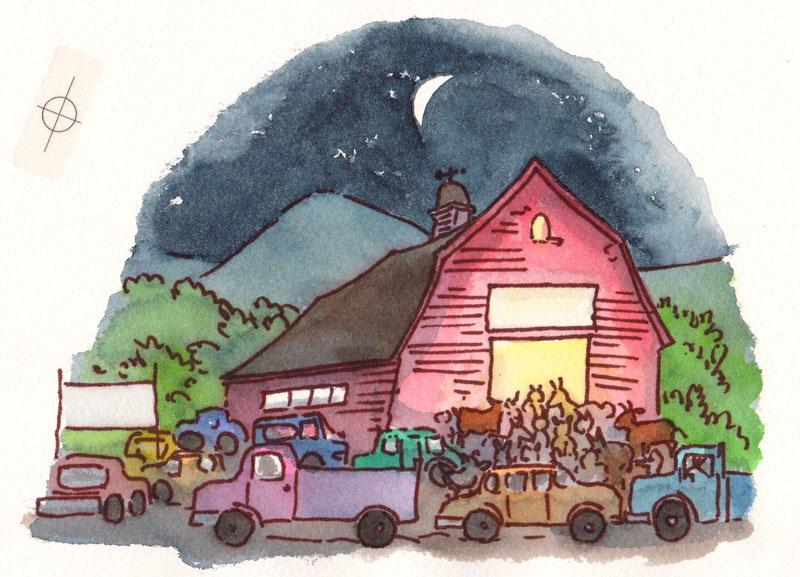 The Barn Theater