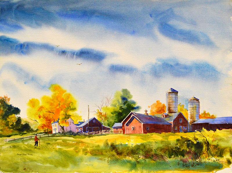 Wybao Farm, Westfield