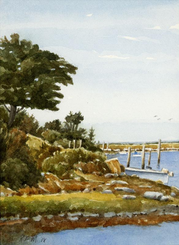 Small Cove Cuttyhunk