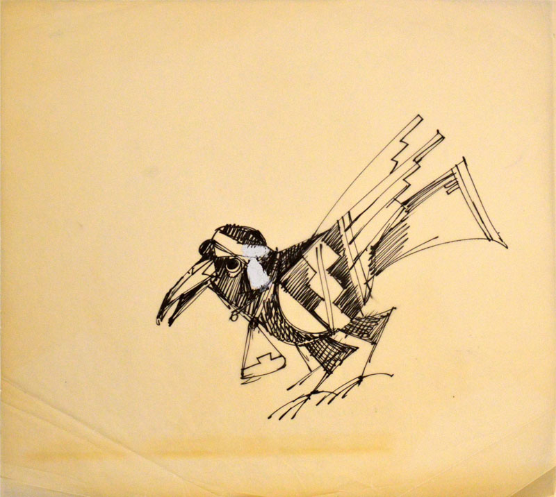 Black Raven 8×9