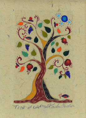 Tree of Life 77/100