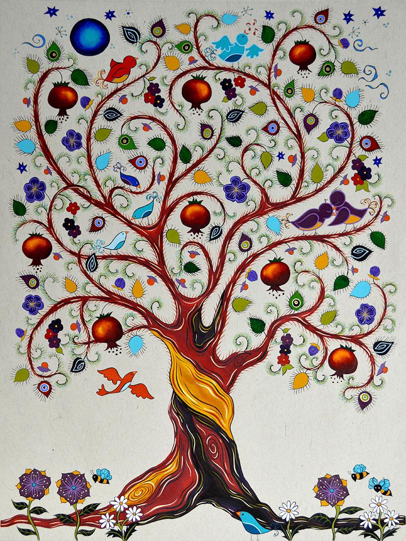 Tree of Life 92/100
