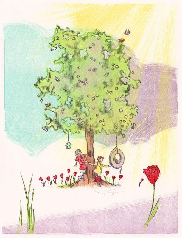 In My Garden Cover
