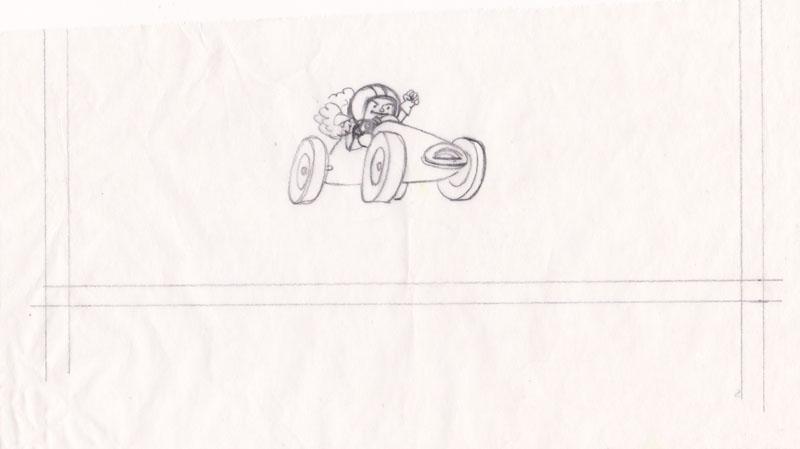 Tracing Paper Racer II