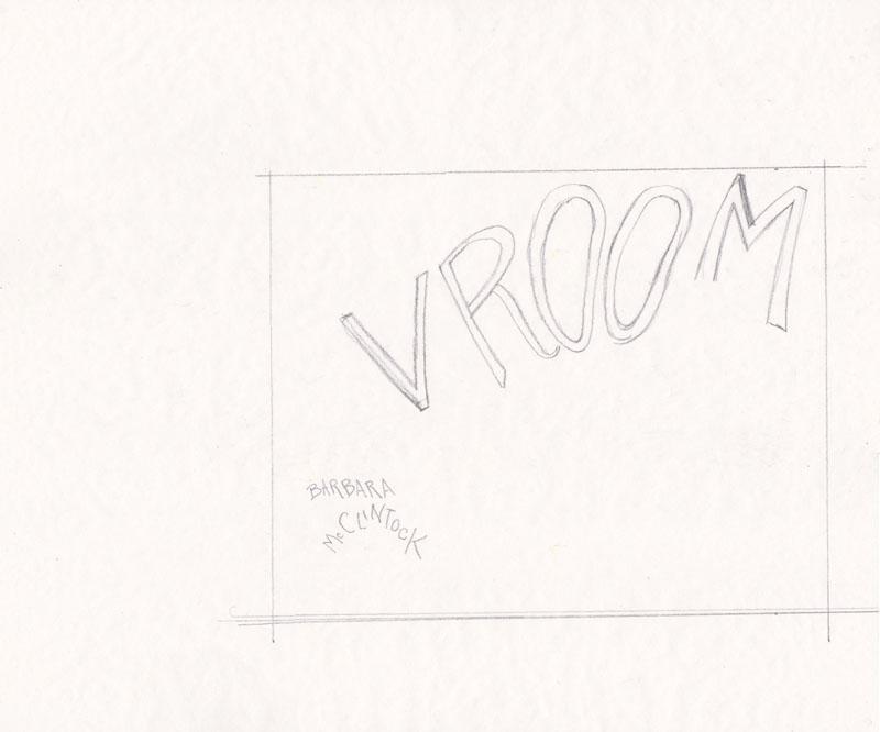 Vroom Cover Study II